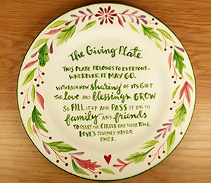 Jacksonville The Giving Plate