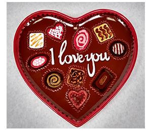 Jacksonville Valentine's Chocolate